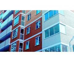 1-к квартира, 41 кв. метров, 9/17 эт.