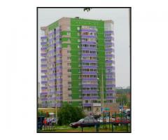 Продам квартиру, улучшенная планировка, в новом доме И.Закирова 14